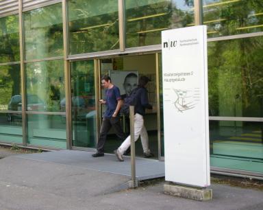 Ihr Türöffner zur Fachhochschule Nordwestschweiz FHNW